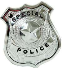 Police/Special forces Badge