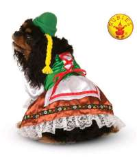 Oktoberfest dog pet costume