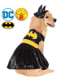 Batgirl dog pet Costume