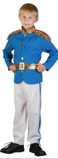 Prince-Charming Childrens Costume