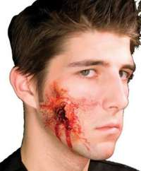 38 exit wound makeup kit
