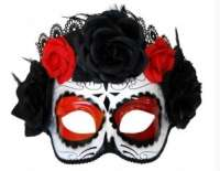 Day of the Dead Style mask