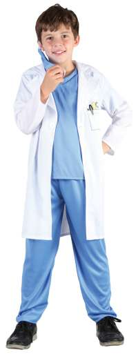 Doctor Childrens Costume