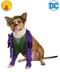 The Joker Dog Pet Costume