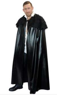 Game of Thrownes style cape