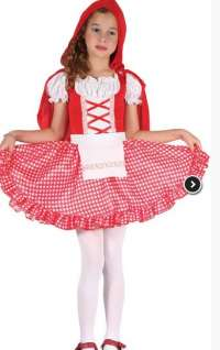 Red Riding Hood Childrens costume