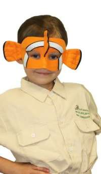 Clown Fish Mask child