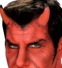 Devil Horns makeup prop
