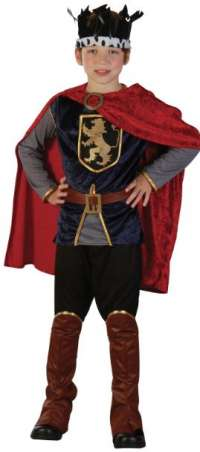 King-Royal childrens costume