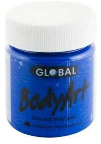 Face & Body paint 45ml Ultral Blue