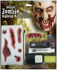 Deluxe Zombie Make Up Kit