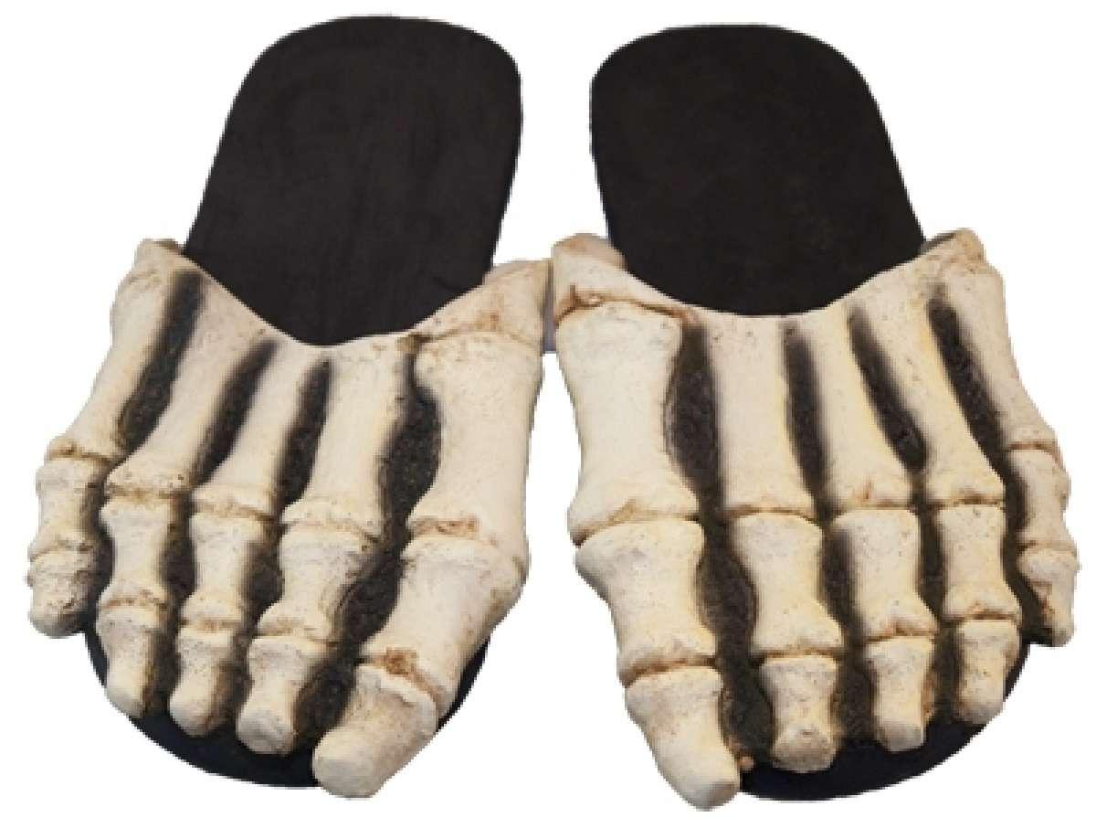 Costume Closet Ipswich Billy Bob Skeleton Feet Adult